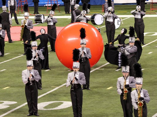 1 cnt marching band nationals