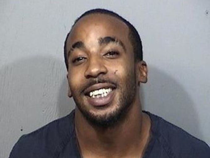 James Capers, 27, of Rockledge, charges: Agg battery