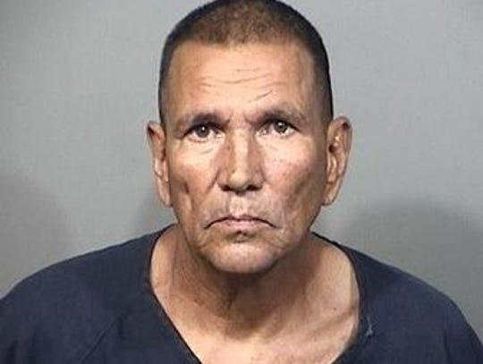 Daniel Sorenson, 56, of Merritt Island, charges: Use
