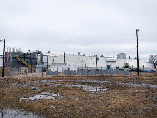 The DEQ is concerned about raising lead emissions near Mueller Brass in Port Huron.