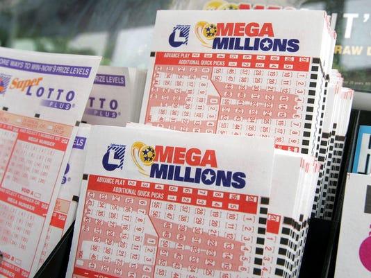 California Joins Mega Millions Lottery