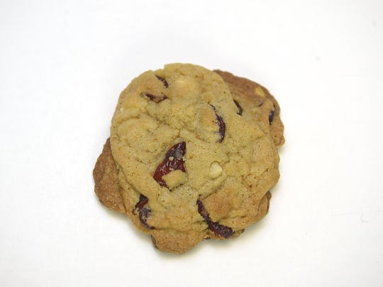 12 Days of Cookies: White Chocolate Macadamia Cranberry Dreams