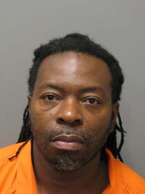 Saul Harris Jr. is charged with burglary criminal mischief and theft.