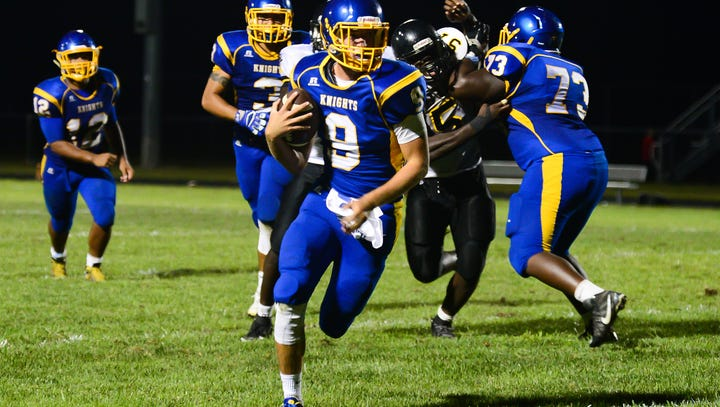 Turnover costly for Sussex Central in loss to Interboro