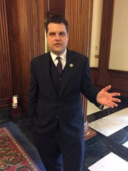 Rep. Matt Gaetz, R-Fort Walton Beach