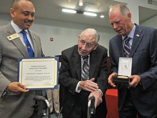 Brevard Puerto Rican war heroes honored