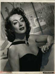 """Joan Crawford returns to films in """"The Best of Everything"""" iin 1959."""