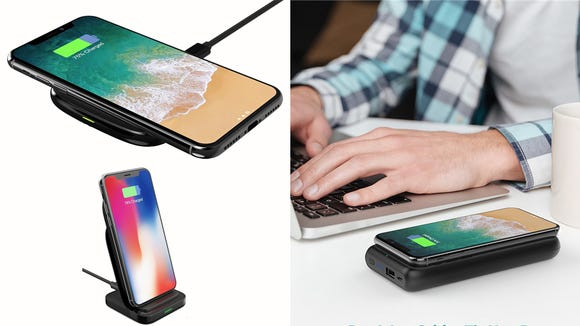 Wireless charging is the future. Enjoy it now!