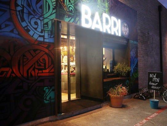 CLOSED: Barrio Urbano, chef and restaurateur Silvana