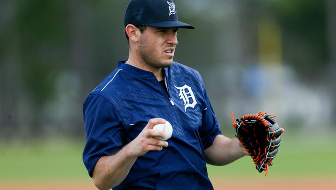 """Second baseman Ian Kinsler: """"I still have a bad taste in my mouth about last year."""""""
