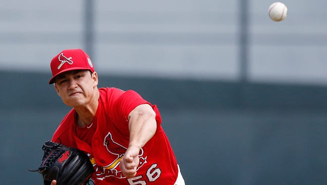 St. Louis Cardinals' prospect and former Rocky Mountain star Marco Gonzales will miss the start of the season with an elbow injury.