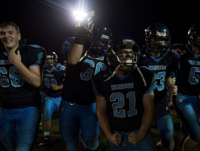 Lexi Browning/For The Gazette The Adena Warriors defeated