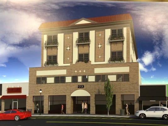 Pompton Lakes Redevelopment 223 Wanaque Avenue