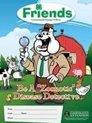 "The Georgia 4-H Be A ""Zoonotic"" Disease Detective issue"