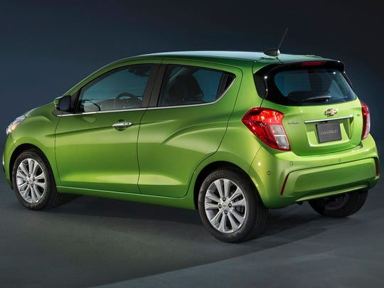 The 2016 Chevrolet Spark is a completely redesigned and more sophisticated execution of the brand's successful global mini-car that offers greater efficiency and refinement, along with new, available safety and connectivity features.