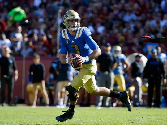 If he can stay healthy and be productive, Josh Rosen