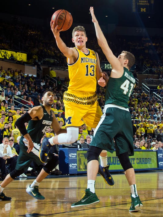 Moritz Wagner, Colby Wollenman