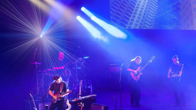 The Pink Floyd Experience will perform March 27 at Tuacahn Ampitheatre in Ivins City.