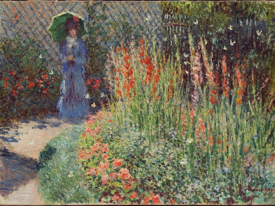 """Rounded Flower Bed (Corbeille de fleurs)"""