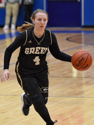 Greer rising senior Megan Jones was second on the team in scoring and assists last season.