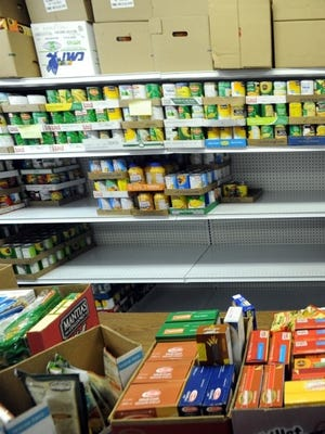 Ruby's Pantry food distribution takes place Saturday at East Gate Alliance Church.