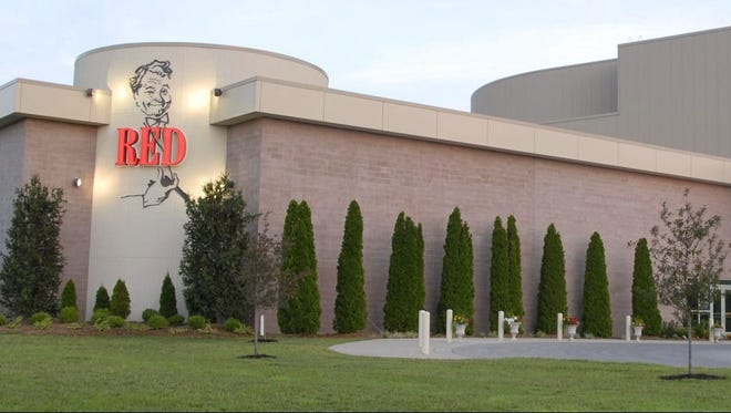 The Red Skelton Performing Arts Center and Museum on the campus of Vincennes University.