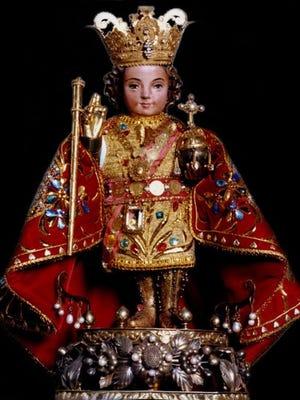 Santo Nino de Atocha dates back to the 16th century in Roman Catholic lore.