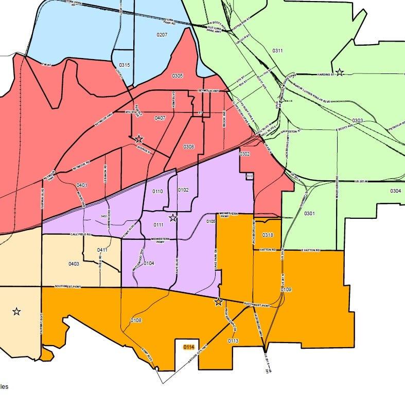 Wichita Falls bond election Council to receive vote canvas report