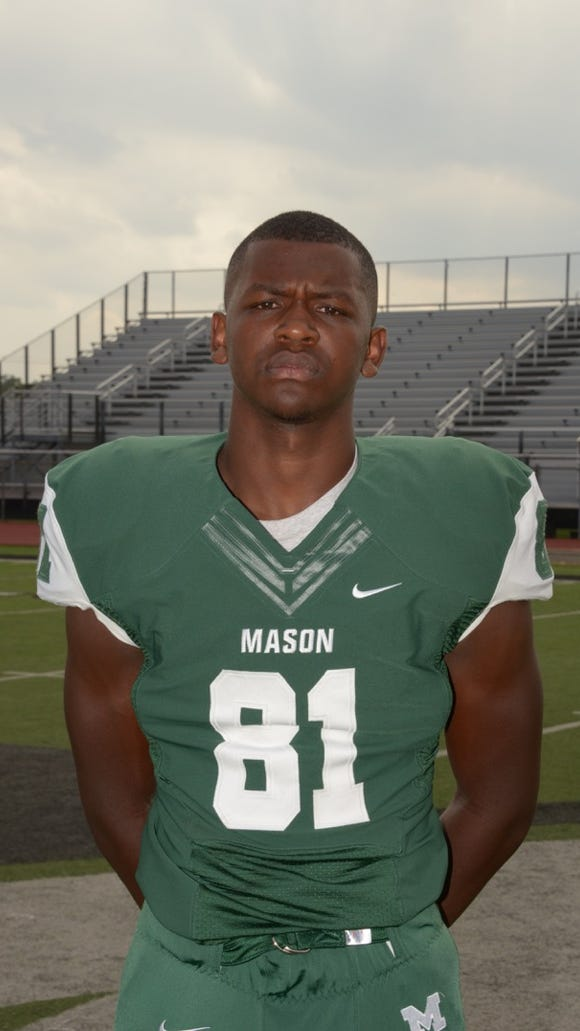 Toledo is the first offer for Mason 2017 DE/TE Alex King.