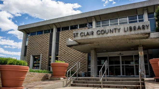 The St. Clair County Library, built in the late 1950s, is facing structural deficiencies, fire hazards, and ADA accessibility issues. St. Clair County is in early discussions about the future of the building and the future of the library system.