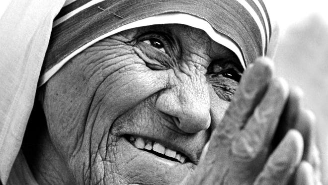 Mother Teresa.