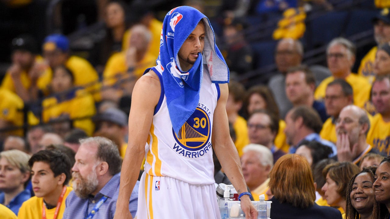 Stephen Curry will likely sit for Game 3 against the Houston Rockets with an ankle injury that forced the MVP sharp-shooter to miss Game 2.