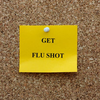 Getting a flu shot should be on your fall to-list, but you have time before the first snow flies.