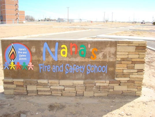 Nana's Fire and Safety School