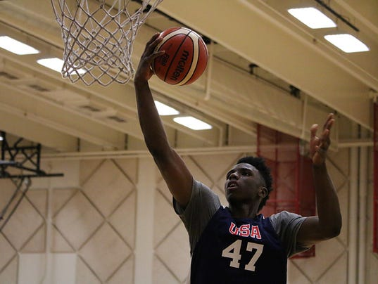 Hamidou Diallo, Team USA