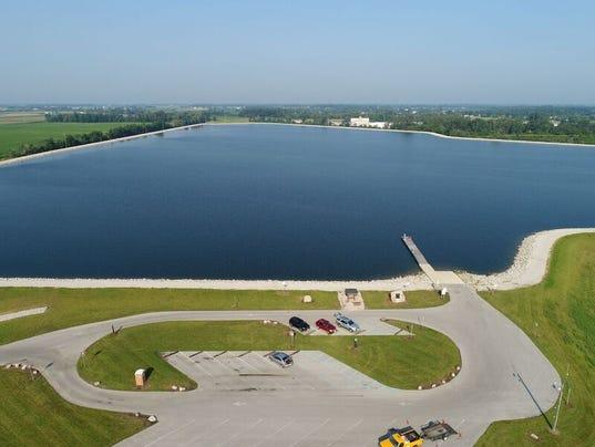 1 Fremont reservoir
