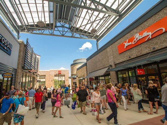 Tanger Factory Outlet Centers Inc Myrtle Beach