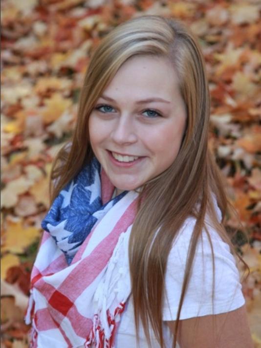 Miranda Crummey 2016 scholarship winner