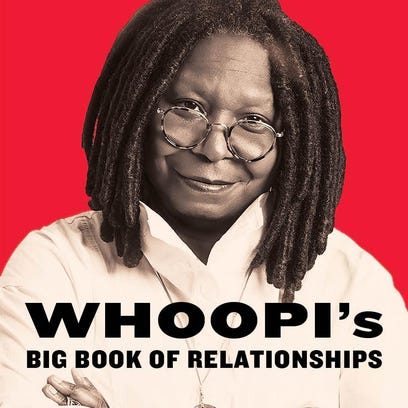 """""""If Someone Says 'You Complete Me, Run!' by Whoopi"""