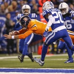 Colts lose to the Broncos 25-13 as Brock Osweiler goes to work