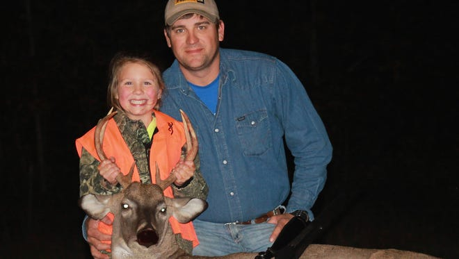 Enter The Clarion-Ledger Outdoors Youth Deer Hunter Contest for a chance at a Mission Craze II bow from B&B Archery in Pearl.