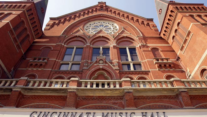 The citizens of Cincinnati feel deep ties to Music Hall, ties that go back to its founding and construction in 1878.