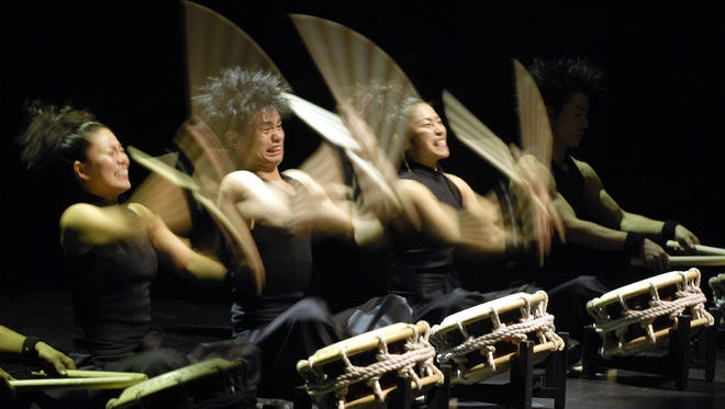 Yamato: The Drummers of Japan, will be in Louisville Feb. 3