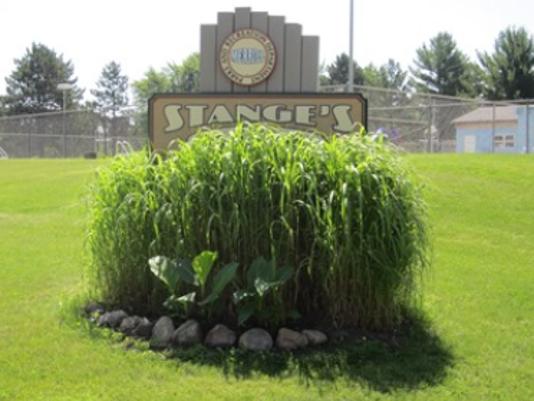 A park Stange