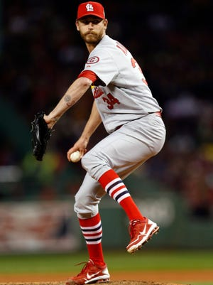 John Axford is one of the several players who have become free agents after the MLB's tender deadline passes.