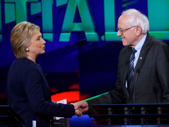 Democratic presidential candidates, Hillary Clinton