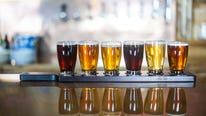 The breweries include local favorites and distant ones, with about 80 beers ready for sampling from at least 16 breweries.