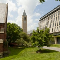 SIMON WHEELER / Staff Photo: Cornell University March 8, 2015