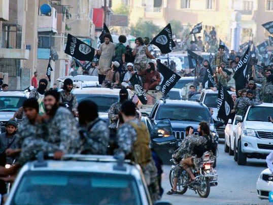 syria parade