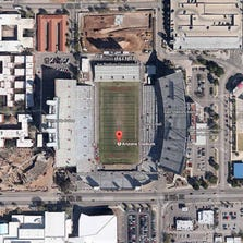 ARIZONA WILDCATS. Venue: Arizona Stadium. Location: Tucson, Arizona. Opened: 1929.